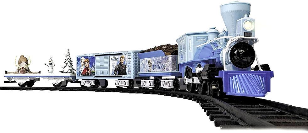 Disney  magic Frozen Train Lionel με τηλε/ριο , φώτα & ήχους Κωδ: 4-711940