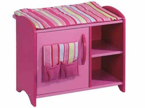 Αλλαξιέρα κούλκα-μωρού ροζ κωδ. 2720