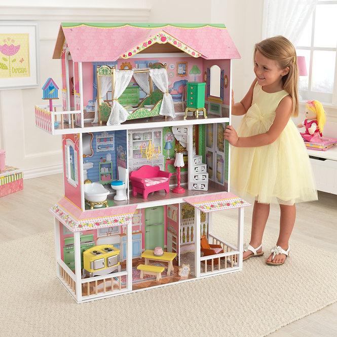 Sweet Savannah Dollhouse 65851