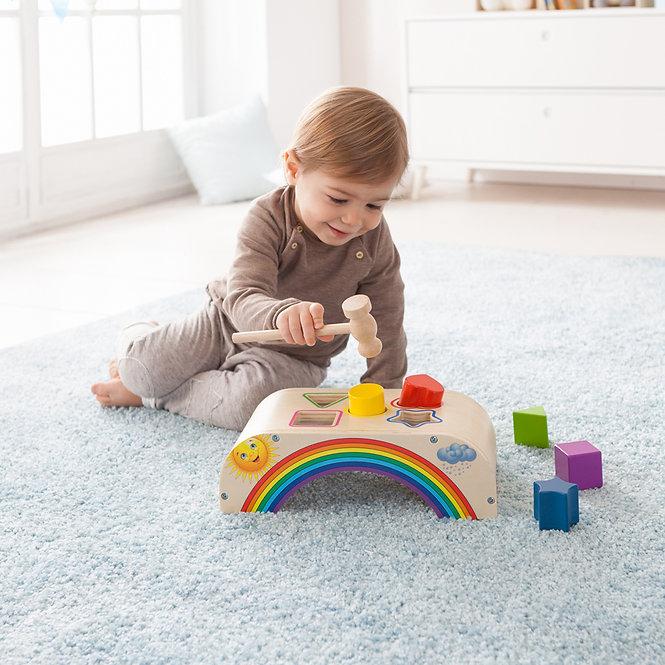 """+1 Παιχνίδι δεξιοτήτων """"Rainbow"""" κωδ:W6004"""