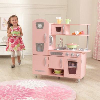 """Κουζίνα kidkraft """"Pink Vintage"""" Κωδ.53179"""