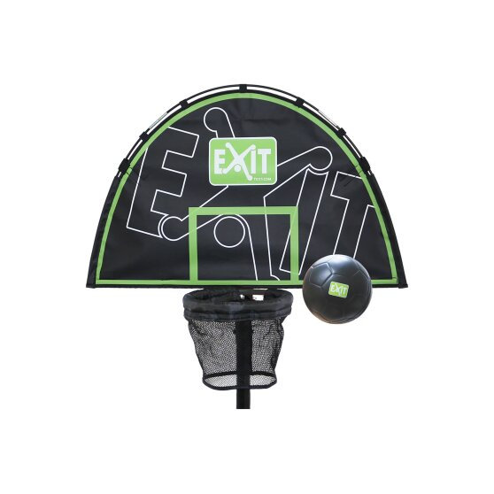 EXIT καλάθι τραμπολίνο (25-38mm) - πράσινο κωδ.EX11.40.50.50