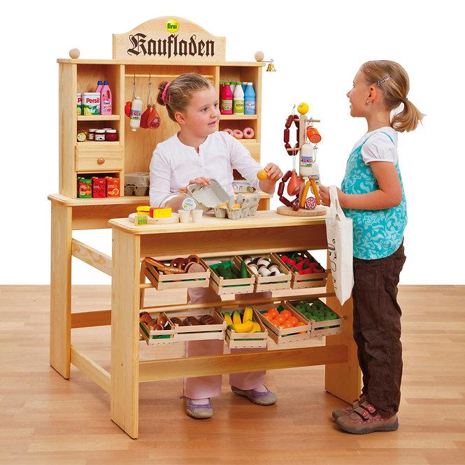 Ξύλινο μανάβικο ειδική κατασκευή για παιδότοπους κωδ.10060