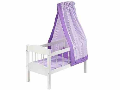 Κρεβατάκι μωρού-κούκλας κωδ. 21301