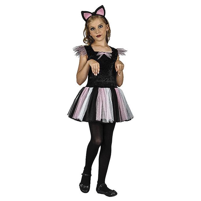 """Παιδική στολή """"Γατούλα"""" 4-6, 7-10, 11-14 ετών κωδ:TS32029"""