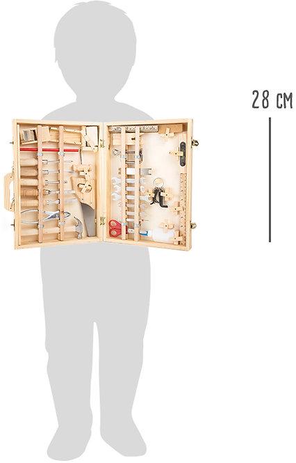 Εργαλειοθήκη Deluxe με 66τεμ.  Κωδ.L2241