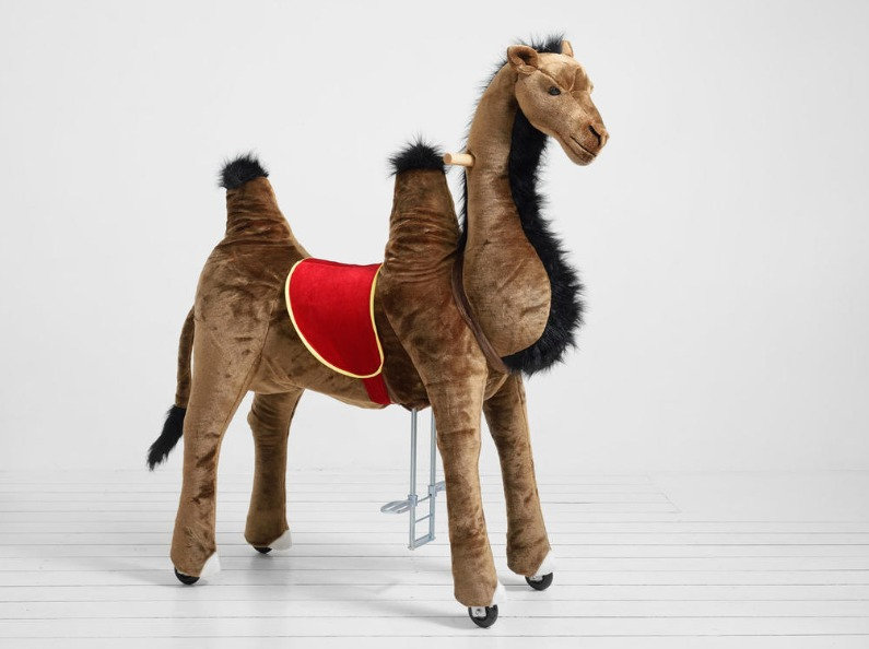 Delyxe  Καμήλα Pro Ιππασίας XL  9-99 ετών Ύψος133 εκ.κωδ.HP4120