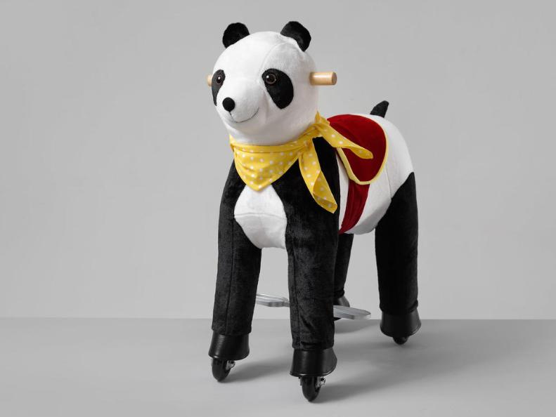 Πανέμορφο μικρό  Αλογάκι Panda ιππασίας 3-6 ετών Ύψος 85 εκ.κωδ.HP8070