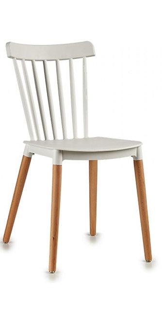 Παιδική Ξύλινη καρέκλα 3 χρώματα φυσικό ξύλο κωδ.A57949