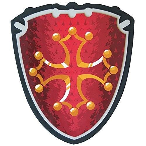 Mystery EVA Ασπίδα Σταυρός από μαλακό αφρώδες υλικό Κωδικός: Τ20324