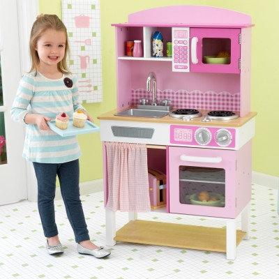 """Κουζίνα kidkraft """"Home Cookin Kitchen"""" Κωδ.53198"""