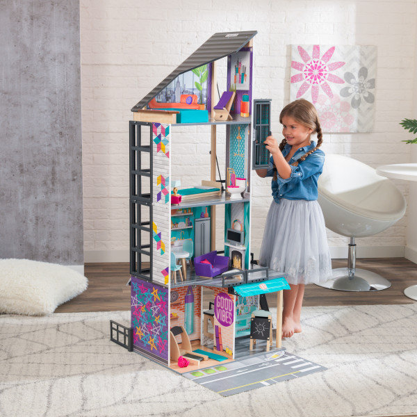 Bianca City Life Dollhouse  Κωδ.65989