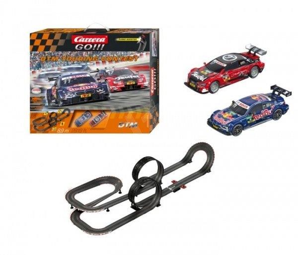 Carrera Slot Go!!! 143 DTM Touring Contest  κωδ:C20062423