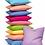 Thumbnail: Πολύχρωμα μαξιλάρια κωδ. 50513