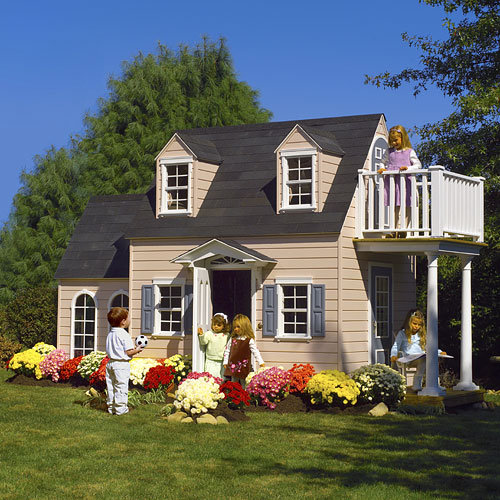 Νέα Δυόροφη Κατοικία για παιδάκια  Κωδ.Α1211