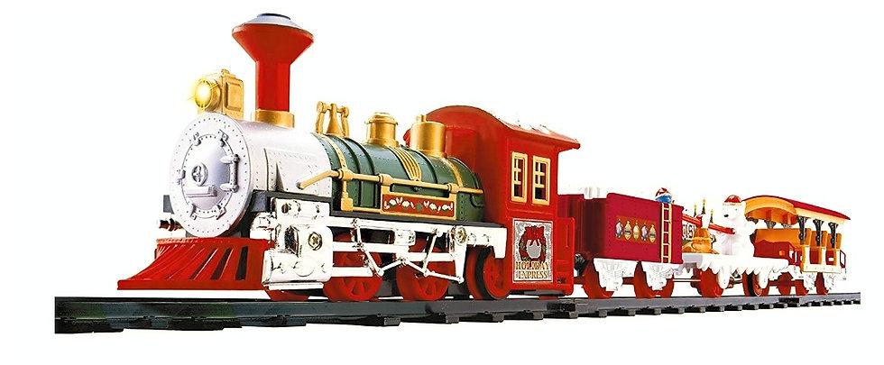 Αγ.Βασίλη  Xριστουγεννιάτικο Τρένο με Φώτα & Ήχουςκωδ.Α21431081
