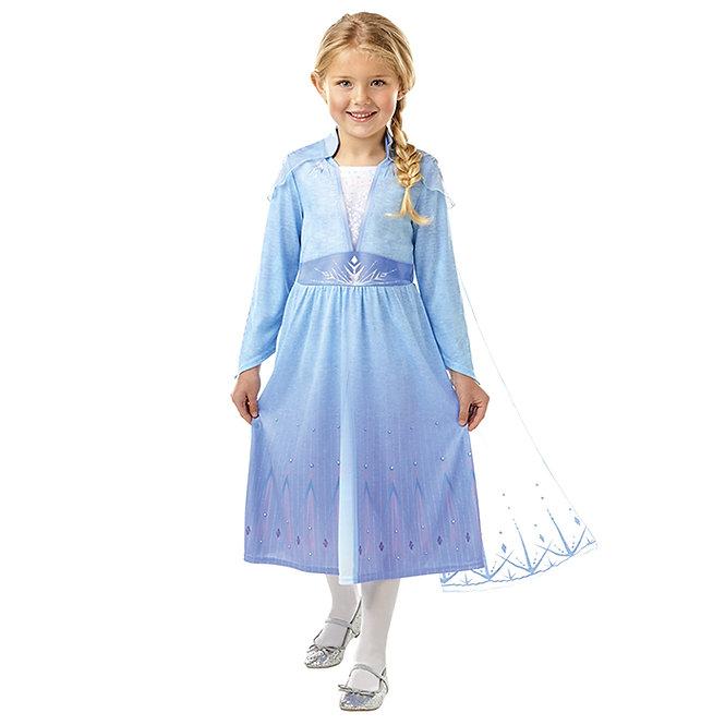 """Παιδική στολή """"ELSA FROZEN"""" 2-3, 3-4, 5-6, 7-8 ετών κωδ:TS32191"""