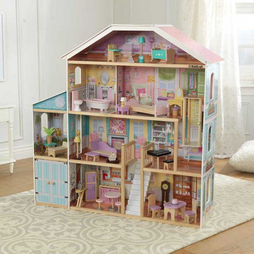 Grad Mansion Dollhouse Κωδ: W165954