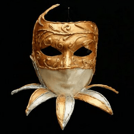 Βενετσιάνικη Μάσκα Αρλεκίνος