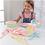 Thumbnail: kidkraft Σετ χρωματιστών μαγειρικών σκευών 27 τεμ. Κωδ.63027