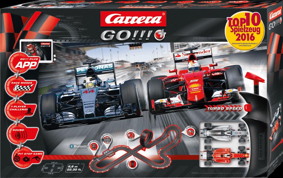 Carrera Slot GO!!! Plus 143 Next Race  κωδ:C20066001