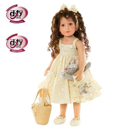 Κούκλα 'Laura' Βραβευμένη  Κωδ: 51160