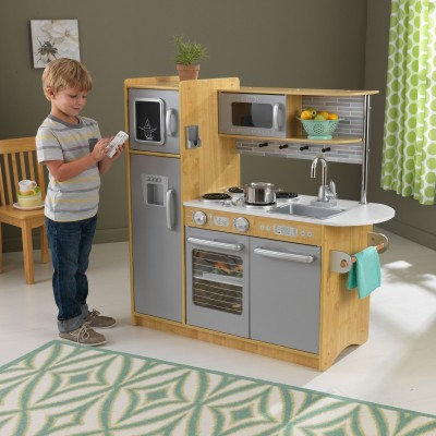 """Κουζίνα kidkraft """"Uptown Natural"""" Κωδ.53298"""