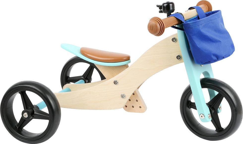 Εκπαιδευτικό Ποδήλατο Τρίκυκλο 2 σε 1 Κωδ:L11610
