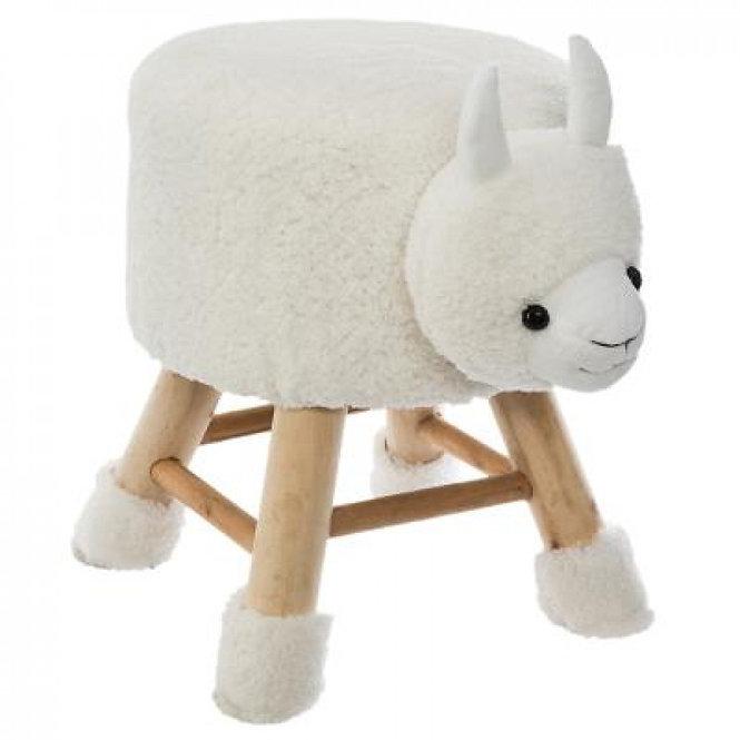 Παιδική Καρέκλα Προβατάκι λευκό κωδ.J158525