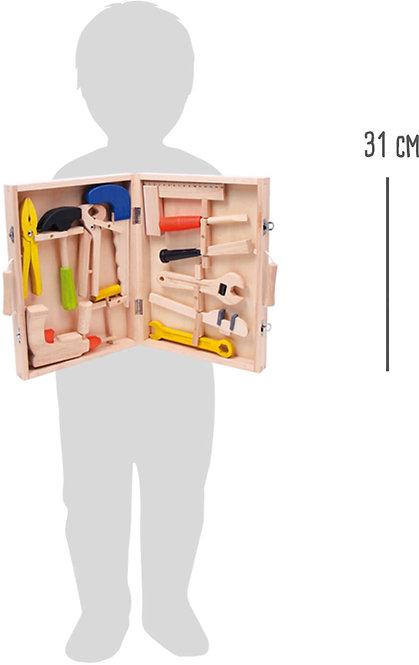 Εργαλειοθήκη για ξυλουργείο με 13τεμ.  Κωδ.L2079