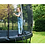 Thumbnail: Premium  Τραμπολίνο  πολυτελές δίχτυ ασφαλείας  253εκ. κόκκινο κωδ.EX08200802