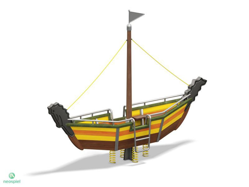 Παιδική χαρά Καράβι Κωδ.Η8909