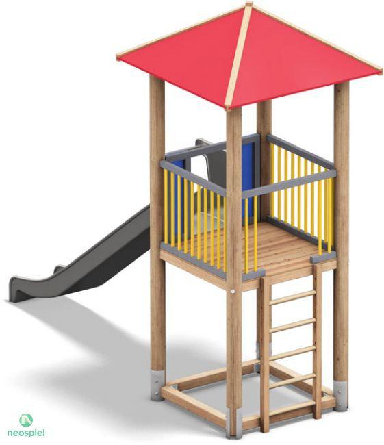 Παιδική χαρά Πύργος  Κωδ.Η8903