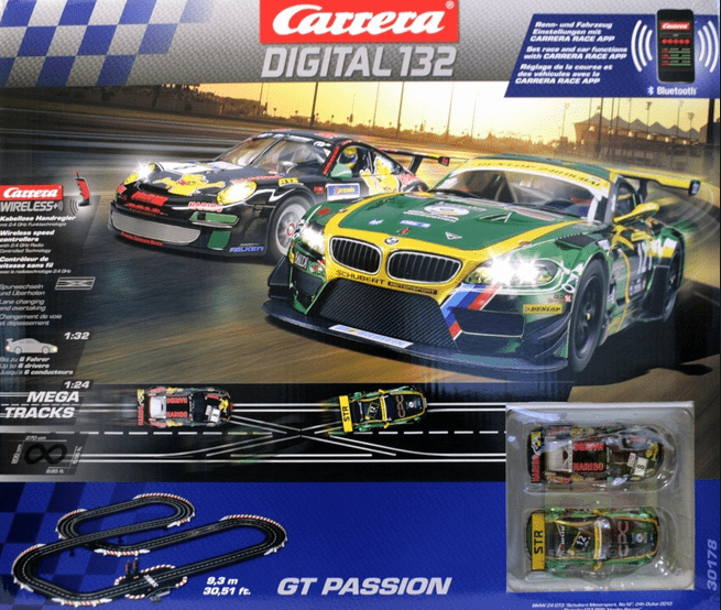 Carrera-Digital-132-GT-Passion κωδ:C80126
