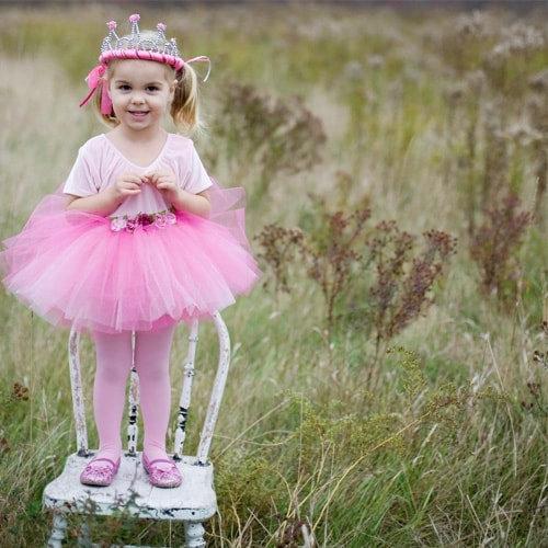 Ροζ φούστα 'tutu'3-6 ετών Κωδ.Τ46620