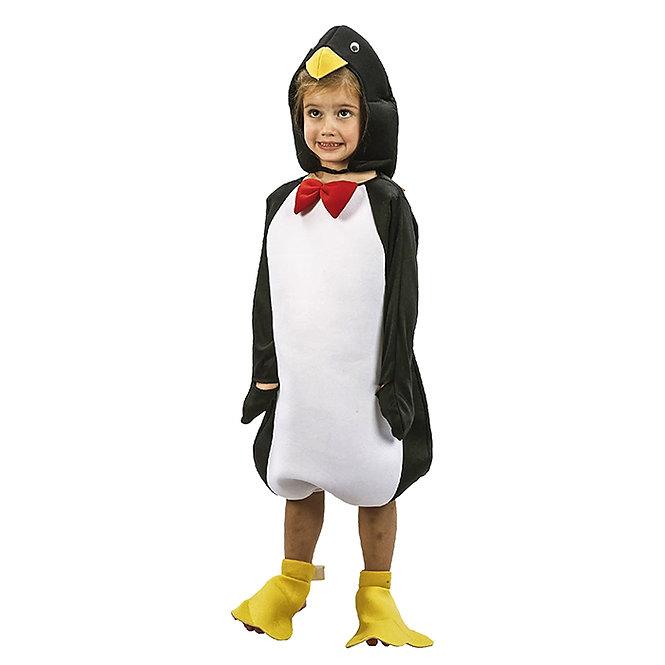 """Παιδική στολή """"Μπεμπέ Πιγκουινάκι"""" 1-2, 3-4 ετών κωδ:T31852"""