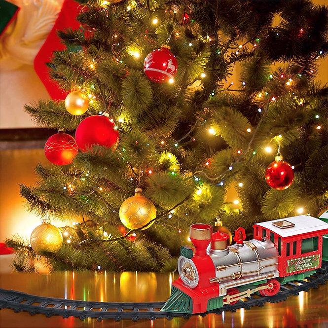 Αγ.Βασίλη  Xριστουγεννιάτικο Τρένο 2 σε 1 κωδ.Α21433751