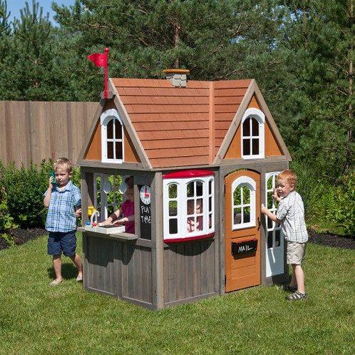 Νέο Σπιτάκι ξύλινο εξωτερικού χώρου  Κωδ.S280093