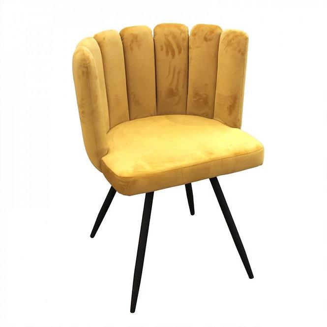 Design Κάθισμα Bελούδινο κινητό  κωδ.C6519