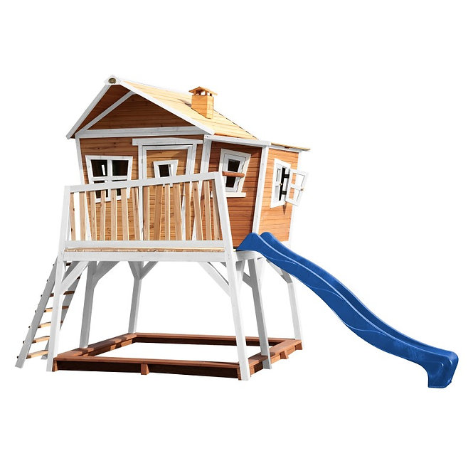 Μεγάλη Κατοικία με Μπαλκονάκι  Τσουλήθρα Αμμοδώχο Κωδ.PR30150X16