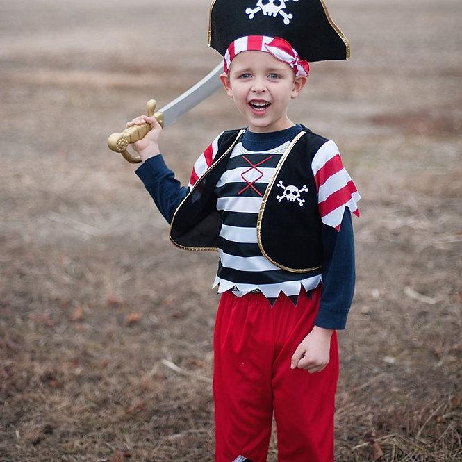 Στολή 'Πειρατής' 4-6 ετών  Κωδ.Τ66305