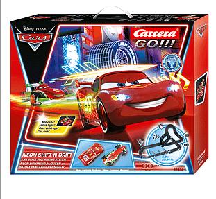 Carrera Go! Disney Pixar -Neon Shift'n Drift κωδ:62332