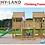 Thumbnail: 11-Παιδική χαρά P7-Hy-land Professional  Κωδ.P7