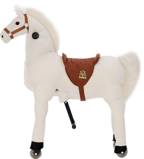 Μεγάλο Άσπρο Άλογο  Ιππασίας  κωδ.L9408