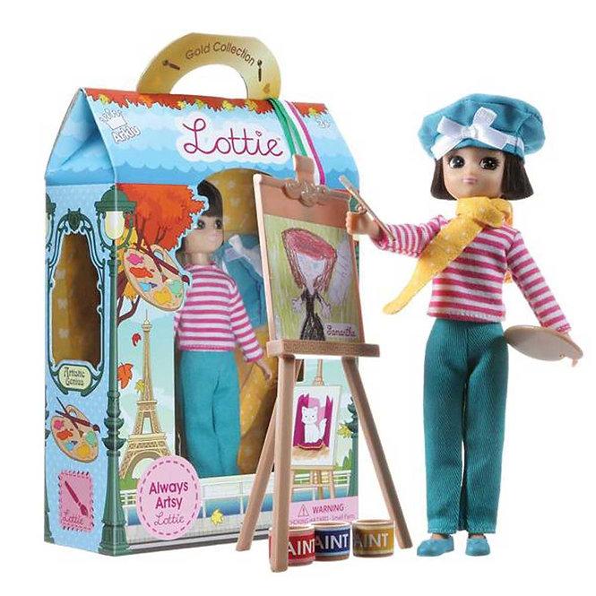 Κούκλα Βινύλιου Ζωγράφος' 18εκ. Κωδ: 213188