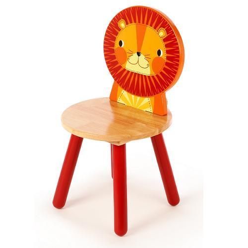 Καρέκλα παιδική λιονταράκι κωδ.T47189