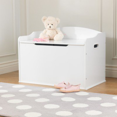 kidkraft Austin Toy Box - White Κωδ.14951