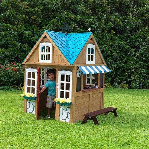 Νέο Σπιτάκι ξύλινο εξωτερικού χώρου  Κωδ.10025