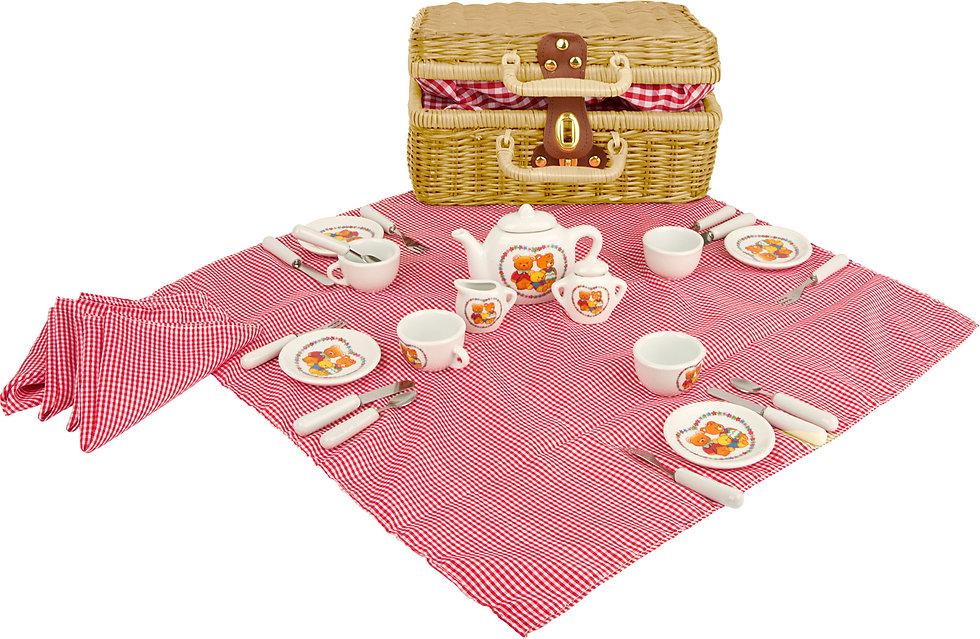 Πρωινό καλάθι για πικνίκ  31τεμ.  Κωδ.L9979
