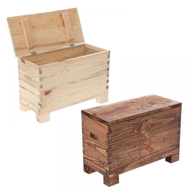 Μπαούλο κλασικό ξύλινο  Κωδ.B53432